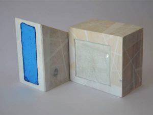 Ljiljana Barkovic - Plavi i bijeli prozor