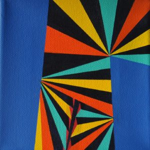 fragment 1 art print