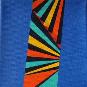 fragment 2 art print